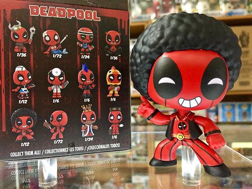 Mystery Mini Deadpool Afro