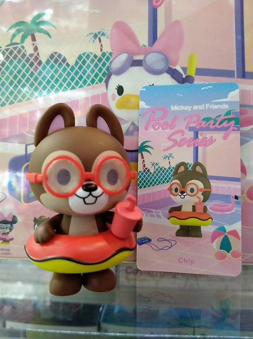 POPMART Mickey And Friends Pool Party - Chip
