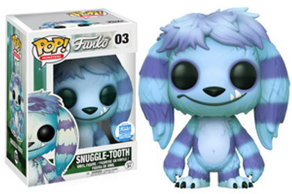 Funko POP! Funko - Snuggle-tooth( 547)