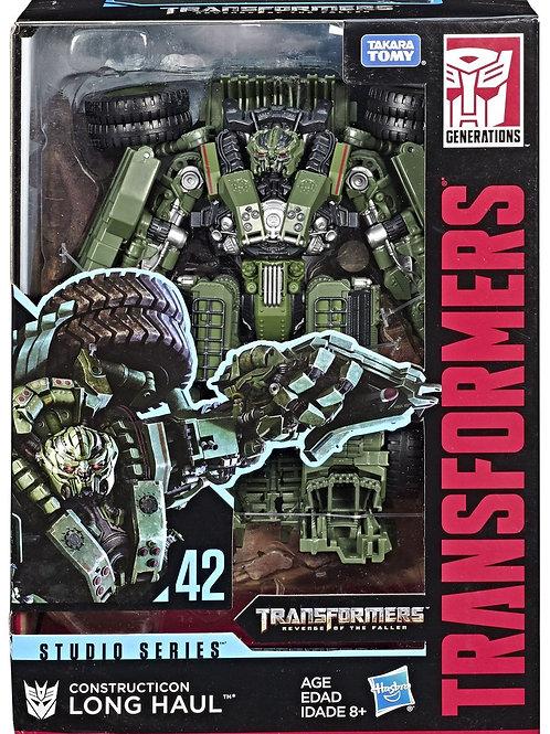 Takara Tomy Studio Series Transformers Voyager Long Haul