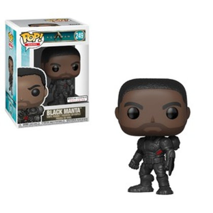 Funko POP! Aquaman - Black Manta Unmasked SE Exclusive(249)