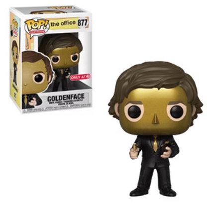 Funko POP! The Office - Goldenface SE Exclusive (877)