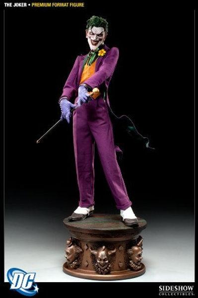 Sideshow Collectibles DC Joker Premium Format 1/4 scale