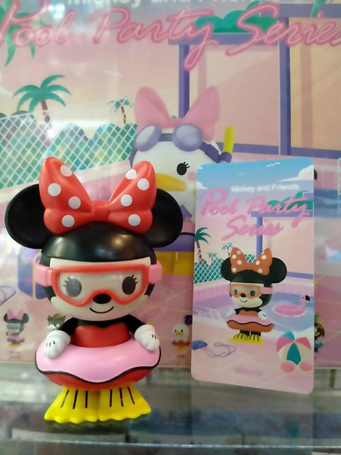 POPMART Mickey And Friends Pool Party - Minnie Mouse
