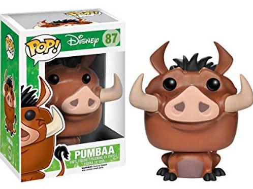 Funko POP! The Lion King - Pumbaa (87)