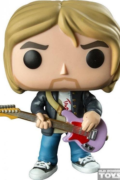 Funko POP! Kurt Cobain Black Sweater Exclusive (66)