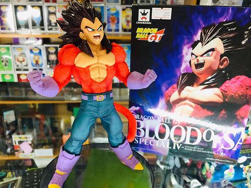 Banpresto DBZ Blood of Saiyan Special 4 Super Saiyan Vegeta