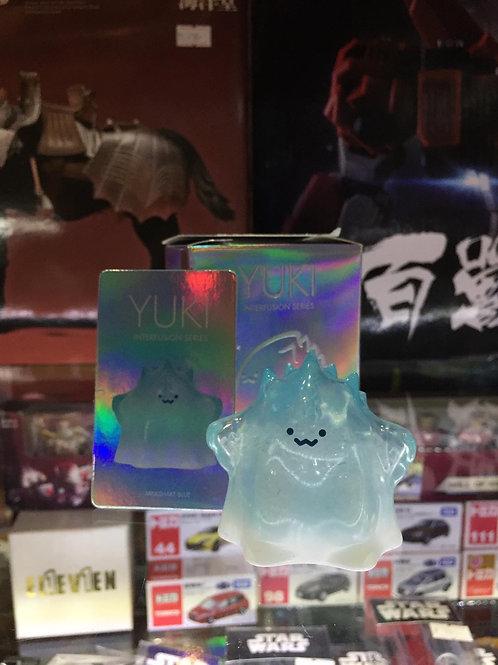 POPMART Yuki Interfusion Milkshake Blue