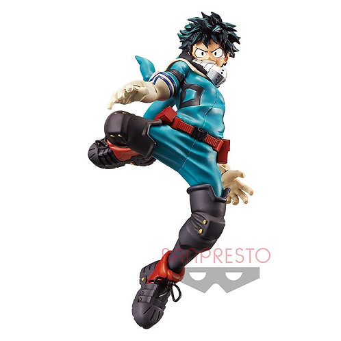 Banpresto MHA King Of Artist - Izuku Midoriya