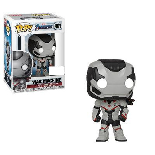Funko POP! Avengers: Endgame  War Machine Exclusive (461)
