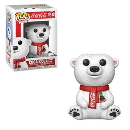 Funko POP! Ad Icon - Coca-Cola Polar Bear (58)