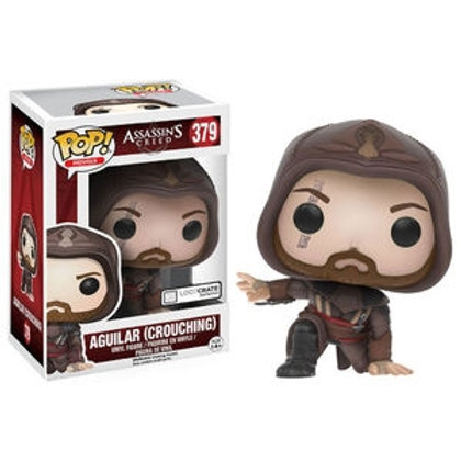 Funko POP! Assassin's Creed - Aguilar Crouching Lootcrate Sticker (379)
