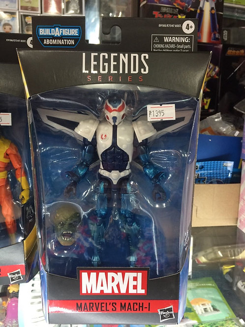 Marvel Legends Abomination Wave Mach-I