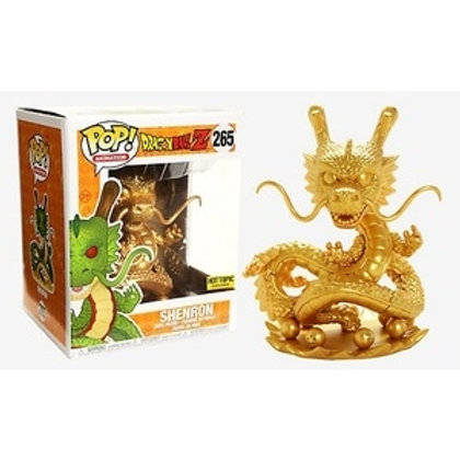Funko POP! DBZ - Gold Shenron 6 inch SE Exclusive (265)