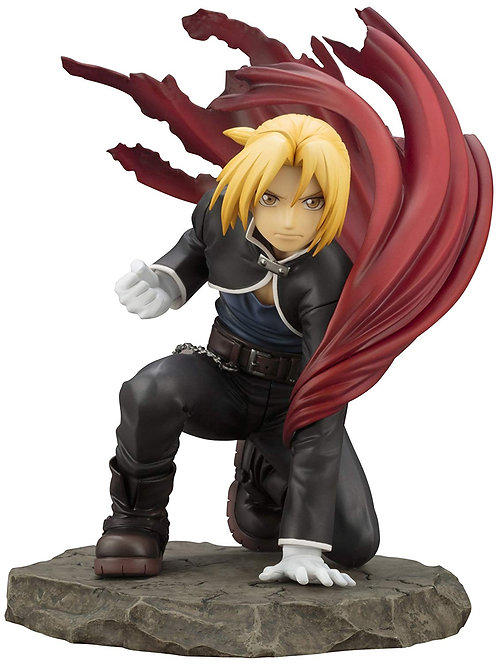 Kotobukiya Full Metal Alchemist - Edward Elric anime statue