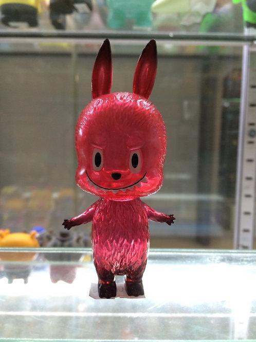 Mini Labubu Series 1 - Red Transparent