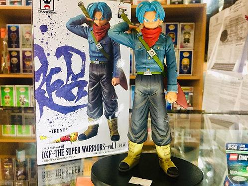 Banpresto DBZ Super Warriors DXF Trunks