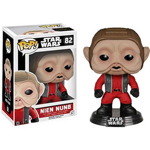Funko POP! Star Wars Force Awakens - Nien Nunb (82)