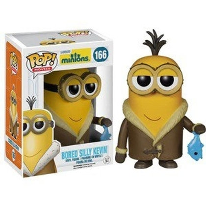 Funko POP!  Minions  - Bored Silly Kevin (166)