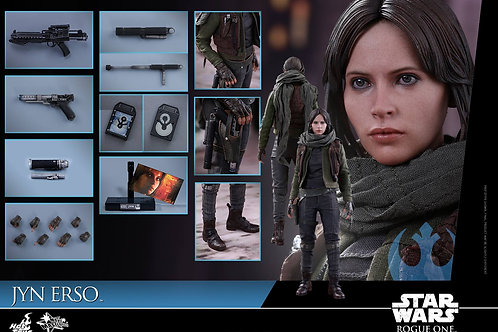 Hot Toys Star Wars Rogue One -  Jyn Erso MIB