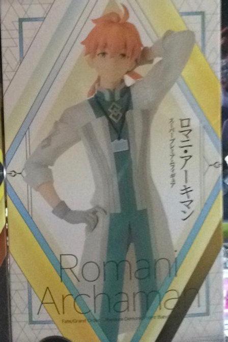 Sega Fate/Grand SPM Romani Archaman
