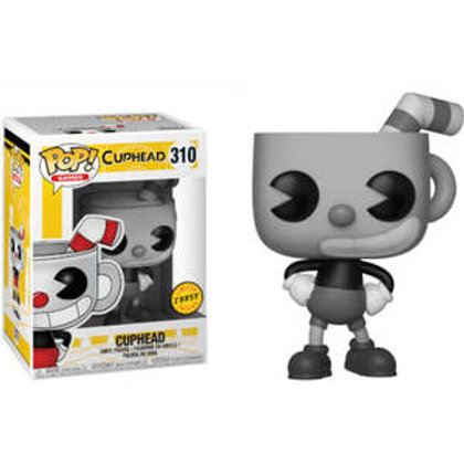Funko POP! Cuphead - Cuphead Black and White Chase (310)