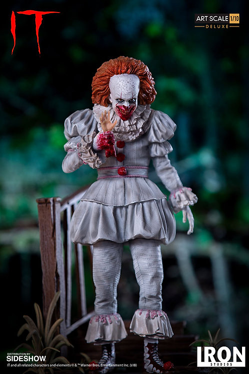 Iron Studios Pennywise Deluxe statue 1/10