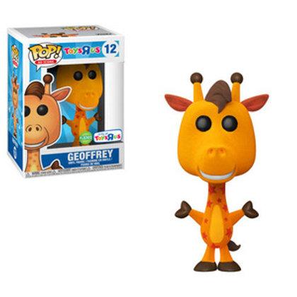 Funko POP!  Ad Icons - Toys R Us Geoffrey Flocked (12)