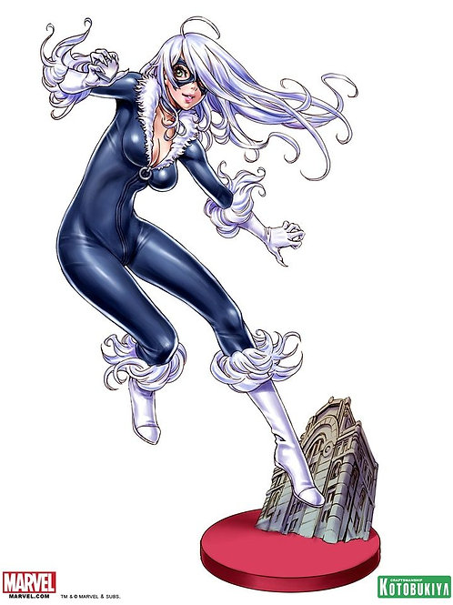 Kotobukiya Bishoujo Marvel Black Cat