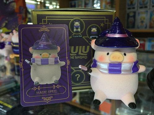 Lulu The Wizard  - Magic Spell