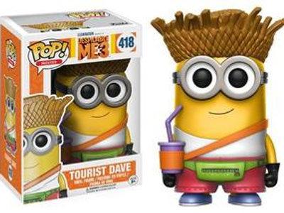 Funko POP! Despicable Me 3 - Tourist Dave (418)