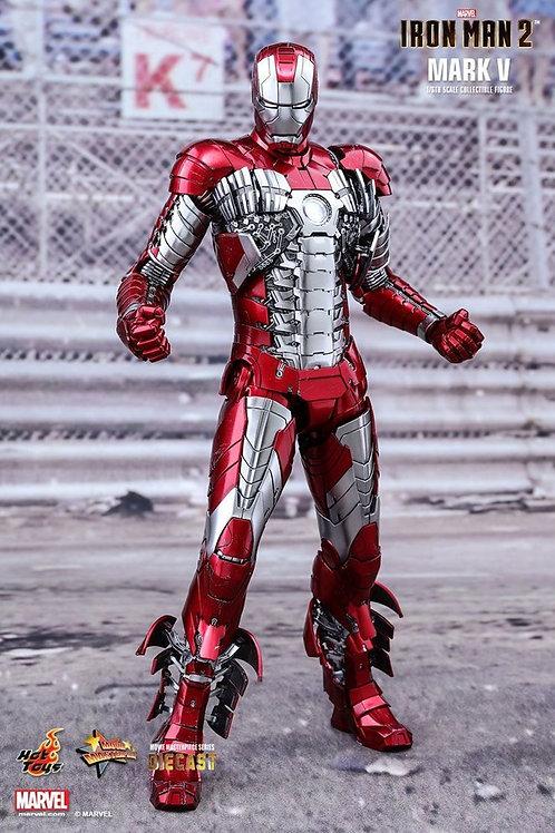Hot Toys MMS 145 Iron Man 2 - Iron Man Mark 5