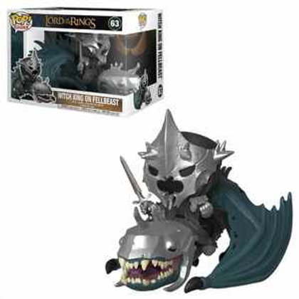 Funko POP! Lord of the Rings - Witch King on Fellbeast (63)