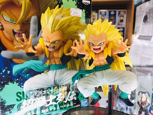 Banpresto DBZ Super Saiyan 3 Gotenks