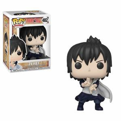 Funko POP! Fairy Tail - Zeref (482)