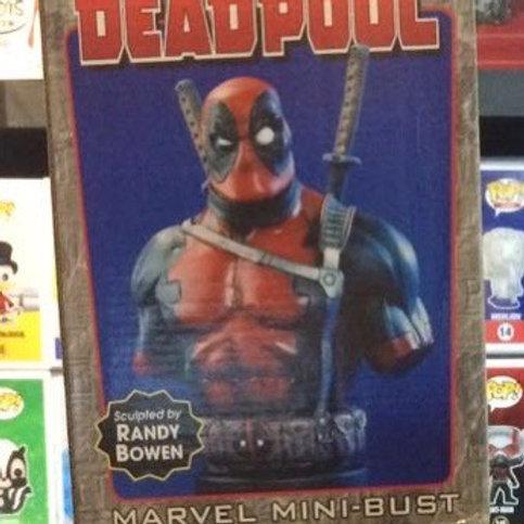 Bowen Deadpool Mini Bust