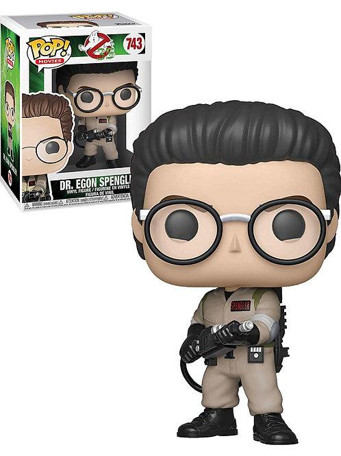 Funko POP! Ghostbusters - Dr Egon Spengler  (743)