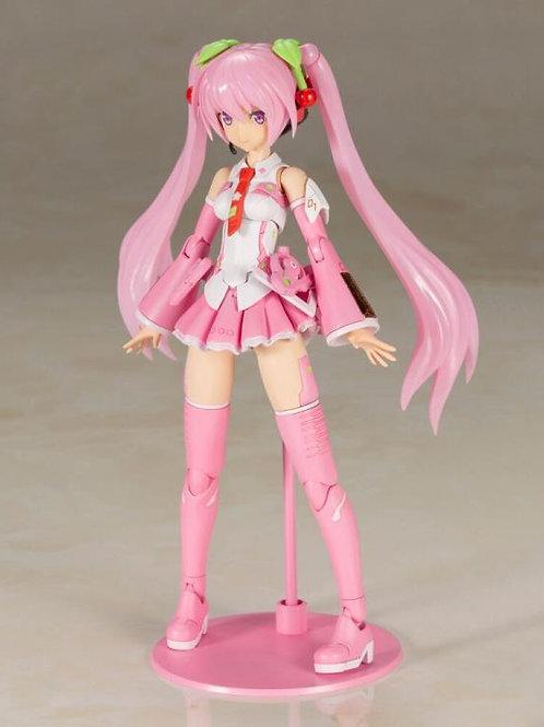Kotobukiya Frame Music Girl Sakura Miku Model Kit