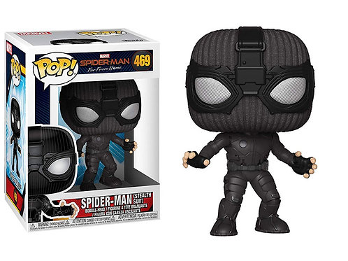 Funko POP! Spider-man: Far From Home - Spider-man Stealth Suit (469)