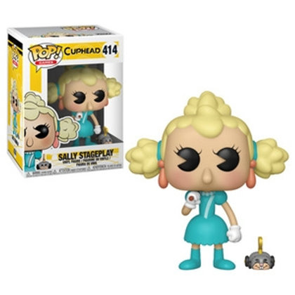 Funko POP! Cuphead - Sally Stageplay (414)