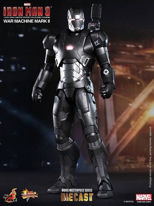 Hot Toys MMS198 D03Avengers: Age of Ultron- War Machine Mk 2  Die Cast figure1/6