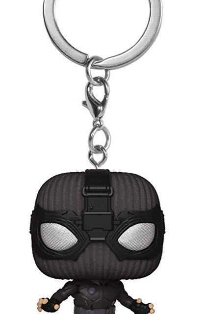 Funko POP! Keychain Spider-man Stealth Suit
