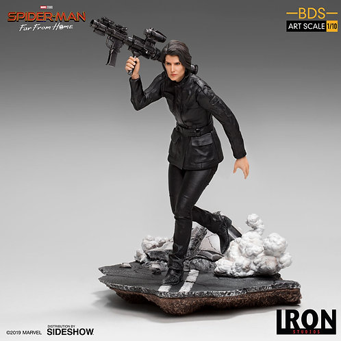 Iron Studios Spider-Man Far From Home - Maria Hill 1/10 scale