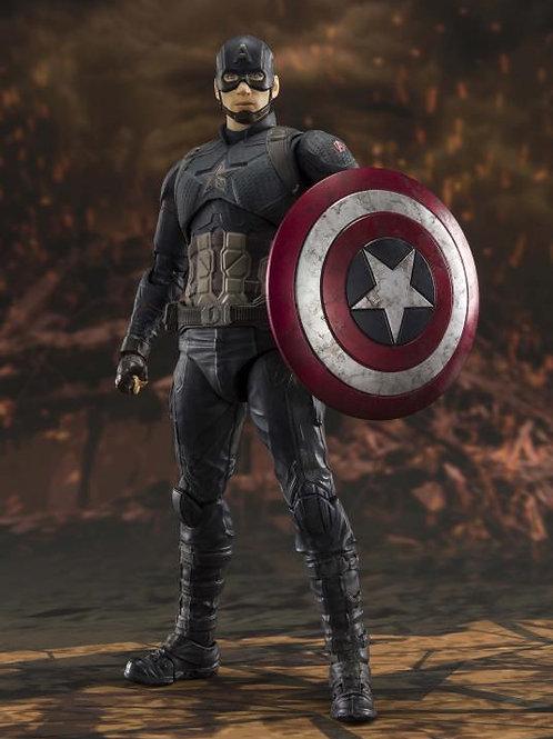 SHFiguarts Avengers: Endgame - Captain America Final Battle
