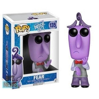 Funko POP! Inside Out - Fear (135)