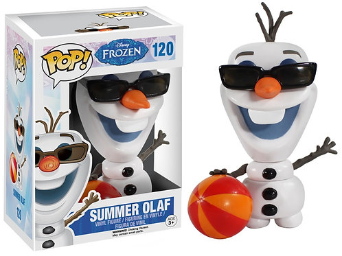Funko POP! Frozen - Summer Olaf (120)
