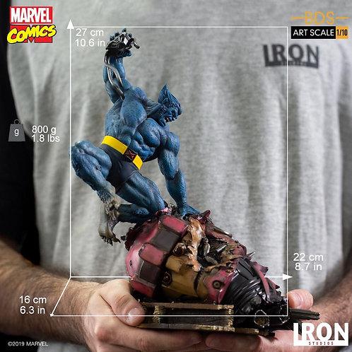 PRE ORDER Iron Studios X-men - Beast 1/10 scale