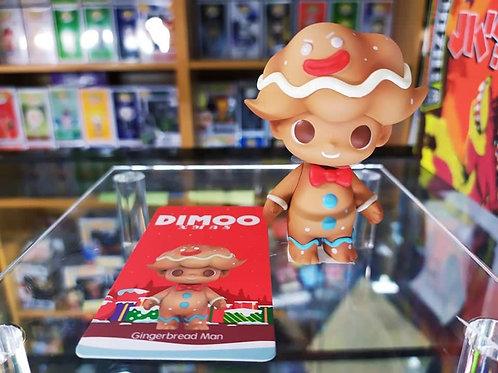 POPMART Dimoo XMAS - Gingerbread Man