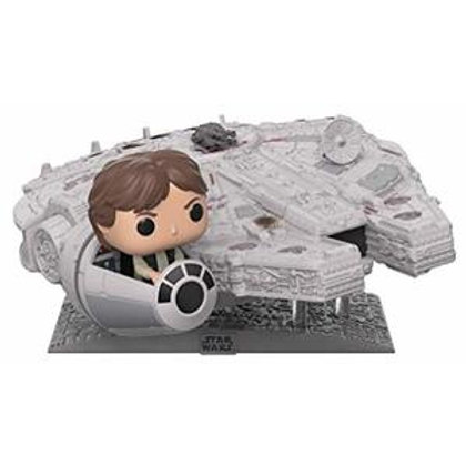 Funko POP! Star Wars - Millennium Falcon With Han Solo
