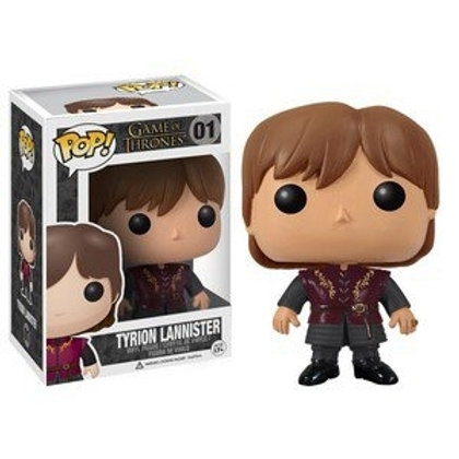 Funko POP! Game of Thrones  - Tyrion Lannister (01)